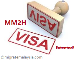 Guide to Extend MM2H Visa